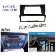 Radio Fascia For 2006 To 2011 BMW 3 Series (E90 To E93) Stereo Fascia | Vehicle Parts & Accessories for sale in Nairobi, Nairobi Central