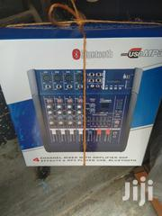 4 Channel Mixer With Amplifier | Audio & Music Equipment for sale in Nairobi, Nairobi Central