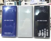 Note 10+ LED Leather Flip Cover | Accessories for Mobile Phones & Tablets for sale in Mombasa, Mji Wa Kale/Makadara