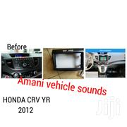 Double Din Car Radio Fascia For 2012-2014 Honda CRV | Vehicle Parts & Accessories for sale in Nairobi, Nairobi Central