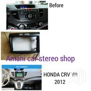 Quality Radio Fascia For Honda CRV 2012-2014 | Vehicle Parts & Accessories for sale in Nairobi, Nairobi Central