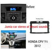 Double Din Radio Stereo Console For 2012-2014 Honda CRV | Vehicle Parts & Accessories for sale in Nairobi, Nairobi Central