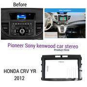 Radio Fascia For 2012-2014 Honda CRV Stereo Fascia Installation KIT | Vehicle Parts & Accessories for sale in Nairobi, Nairobi Central