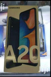 New Samsung Galaxy A20 32 GB Blue   Mobile Phones for sale in Nairobi, Nairobi Central