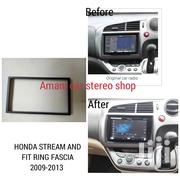 Quality Radio Fascia For Honda Fit/Stream 2009 To 2013 | Vehicle Parts & Accessories for sale in Nairobi, Nairobi Central