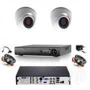 2 Cctv Camera Full Set | Cameras, Video Cameras & Accessories for sale in Nairobi, Nairobi Central