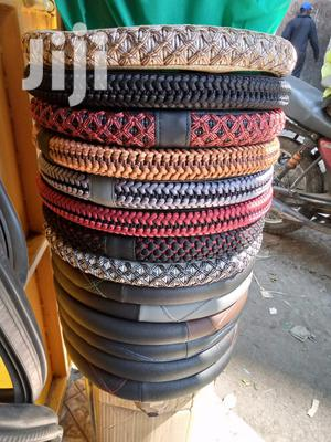 New Steering Covers