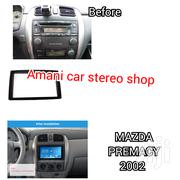Mazda Premacy Year 2002 Double Din Fascia /Console | Vehicle Parts & Accessories for sale in Nairobi, Nairobi Central