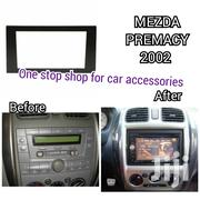 Car Radio Mazda Premacy Year 2002 Double Din Fascia /Console | Vehicle Parts & Accessories for sale in Nairobi, Nairobi Central