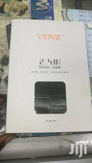VIDVIE 2 USB Port Plug Charger PLB106, USB Cable | Accessories for Mobile Phones & Tablets for sale in Nairobi, Nairobi Central