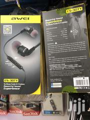Original Awei 30TY Earphone   Accessories for Mobile Phones & Tablets for sale in Nairobi, Nairobi Central