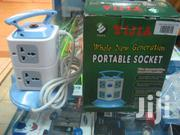Yijia YJ703 Portable Three Layer Vertical Socket | Home Appliances for sale in Nairobi, Nairobi Central