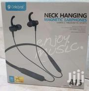 CELEBRAT A15 Neck Hanging Magnetic Sport Bluetooth Earphones | Accessories for Mobile Phones & Tablets for sale in Nairobi, Nairobi Central