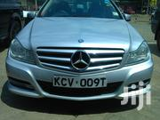 New Mercedes-Benz C220 2012 Silver | Cars for sale in Nairobi, Woodley/Kenyatta Golf Course