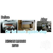 2010 To 2013 Nissan March/ Renault Pulse Din Radio Conversion KIT | Vehicle Parts & Accessories for sale in Nairobi, Nairobi Central