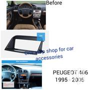 Quality Car Radio Fascia For Peugeot Stereo Fitting KIT 1998 To 2005 | Vehicle Parts & Accessories for sale in Nairobi, Nairobi Central