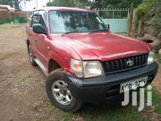 Toyota Land Cruiser Prado 1998 Red | Cars for sale in Uasin Gishu, Langas