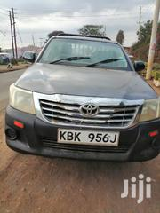 Toyota Hilux 2.5 D-4D SRX 2010 Gray | Cars for sale in Kajiado, Ongata Rongai