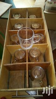 20 Glass Cups With Crate | Kitchen & Dining for sale in Nairobi, Riruta