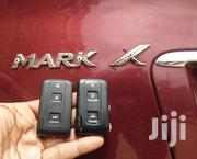 Toyota Mark X Slot Spare Key | Vehicle Parts & Accessories for sale in Nairobi, Parklands/Highridge