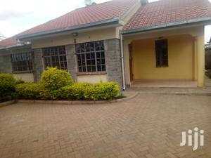 3 Bedroom Bungalow To Let In Ongata Ron
