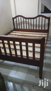 5*6 Hardwood Bed | Furniture for sale in Mombasa, Tudor
