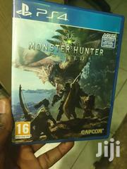 Monster Hunter World Ps4 | Video Game Consoles for sale in Nairobi, Nairobi Central