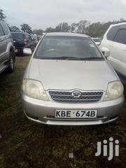 Toyota Corolla 2004 1.4 D Automatic Silver | Cars for sale in Nairobi, Nairobi West
