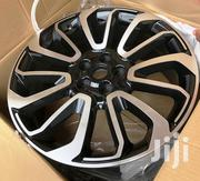 Range Rover Alloy Rims In Size 20 Inch Grey Color | Vehicle Parts & Accessories for sale in Nairobi, Karen