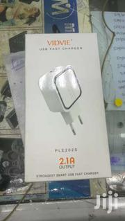 Vidvie PLE202S Dual USB Fast Charger   Accessories for Mobile Phones & Tablets for sale in Nairobi, Nairobi Central