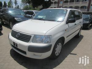 Toyota Succeed 2012 White