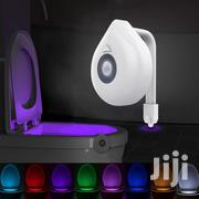 LED Toilet Seat Night Light Motion Sensor 8 Colors Changeable Lamp | Home Accessories for sale in Mombasa, Mji Wa Kale/Makadara