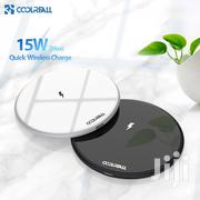 Coolreall 15W Qi Wireless Charger | Accessories for Mobile Phones & Tablets for sale in Mombasa, Mji Wa Kale/Makadara