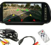 Rear View Miror With USB Port For Videos | Vehicle Parts & Accessories for sale in Siaya, Siaya Township