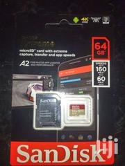 SANDISK EXTREME® Microsd UHS-I CARD FOR ACTION CAMERAS & DRONES 64GB | Cameras, Video Cameras & Accessories for sale in Nairobi, Nairobi Central