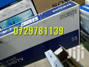 55inches Samsung Smart Tv Original With Warranty.Order We Deliver | TV & DVD Equipment for sale in Mombasa, Majengo