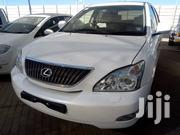 Toyota Harrier 2005 White | Cars for sale in Kajiado, Kitengela