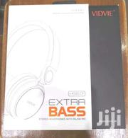 Vidvie HS617 Extra Bass Stereo Wired Headphones | Accessories for Mobile Phones & Tablets for sale in Nairobi, Nairobi Central