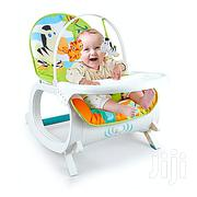 Portable Baby Rocker With Dining Table Music And Vibration | Prams & Strollers for sale in Nairobi, Nairobi Central