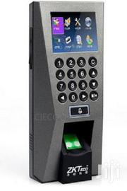 Network Biometric Time Attendance Fingerprint Zkteco F18 Access | Computer Accessories  for sale in Nairobi, Nairobi Central