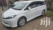 Toyota Wish 2012 White | Cars for sale in Mombasa, Tudor