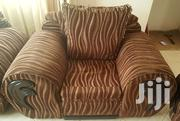 Pre Loved 5 Seater Sofa Set Plus A Day Bed | Furniture for sale in Kiambu, Juja