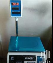 Acs-30 Weighing Scale For Butchery Grocery, Cereal Shops | Store Equipment for sale in Nairobi, Nairobi Central