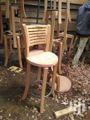 Wooden Bar Stools | Furniture for sale in Nairobi, Ngando