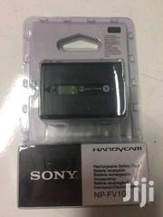 Sony NP-FV100 Rechargeable Battery Pack | Photo & Video Cameras for sale in Nairobi, Nairobi Central