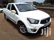 SsangYong Actyon 2012 White | Cars for sale in Nairobi, Karen