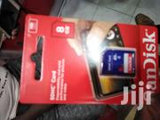 Sandisk SDHC Memory Card - Class 4 - 8GB - Blue | Cameras, Video Cameras & Accessories for sale in Nairobi, Nairobi Central