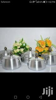 10pcs Aluminium Cooking Pots/Sufurias | Kitchen & Dining for sale in Nairobi, Nairobi Central