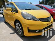Honda Fit 2012 Sport Automatic Yellow | Cars for sale in Mombasa, Majengo