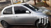 Nissan March 2010 Silver   Cars for sale in Nairobi, Nairobi West